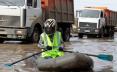 Новости  - Автовладельцы через суд заставили исполком Казани заняться ремонтом дороги
