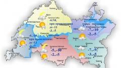 Новости Погода - 8 декабря в Казани и по республике облачность с прояснениями