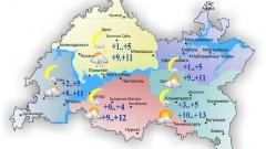 Новости  - 27 сентября в Татарстане дождь и сильный ветер