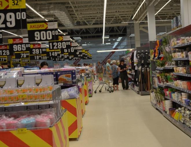 Крупные российские ретейлеры заморозят цены на некоторые продукты