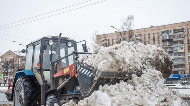 Новости  - В центре Казани экологи обнаружили незаконную свалку грязного снега