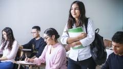 Девятиклассники будут сдавать только два основных экзамена