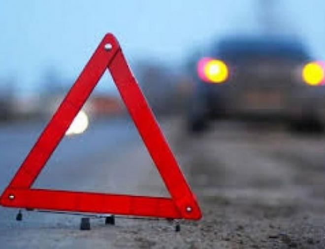В центре Казани «Лада Калина» сбила женщину на тротуаре
