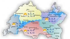 8 декабря в Казани и по республике осадков не ожидается