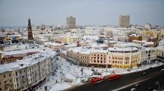 Новости Погода - Завтра по Татарстану ожидается метель и мокрый снег