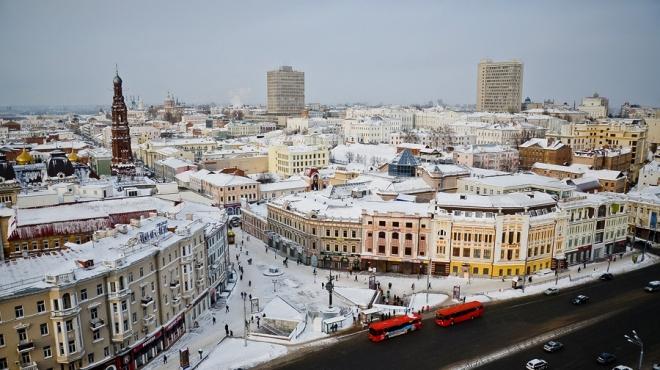 В Татарстан приходят морозы до -15 градусов
