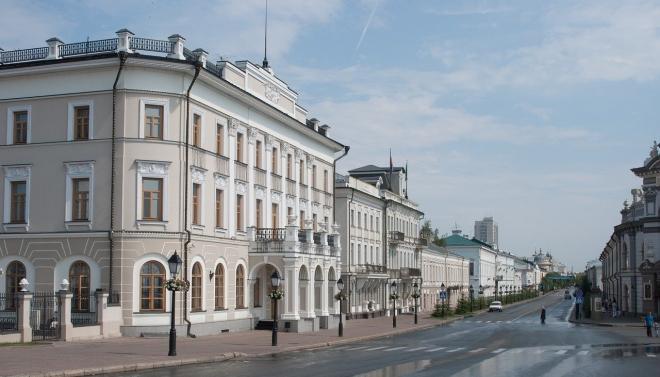 В Казани появятся четыре новые улицы
