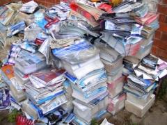 Новости  - Казанцы обменяют макулатуру на книги