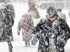 Новости  - На Казань обрушится сильный ветер и метель