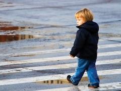 Новости  - Сразу два ребёнка попали под колёса автомобилей на улице Белинского в Казани