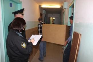 Казанец лишился квартиры из-за долгов по услугам ЖКХ