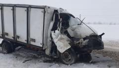 Новости  - «Газель» столкнулась с грейдером: погиб молодой человек