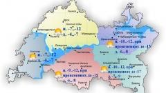 Новости  - 13 декабря в Казани ожидается похолодание