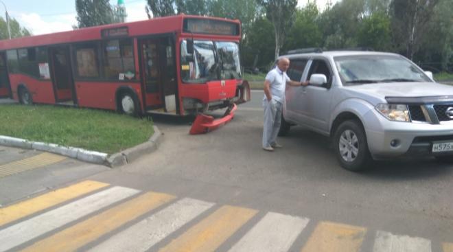 В Казани снизилось количество ДТП с участием пассажирского транспорта