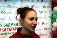Новости  - Казанская бадминтонистка вернулась с двумя золотыми медалями