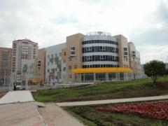Новости  - Крупнейшая в России детская поликлиника открылась в Азино