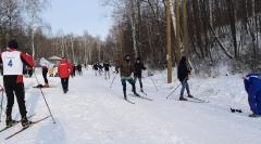 В Альметьевске открылась модульная лыжная база