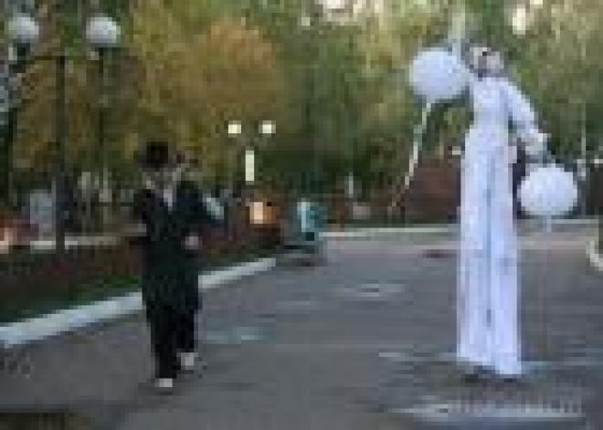 Новости  - Ненастная погода не помеха «Добрым делам» (Казань)