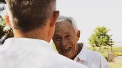 Новости Общество - Новые ограничения: обязательная самоизоляция для людей старше 60 лет