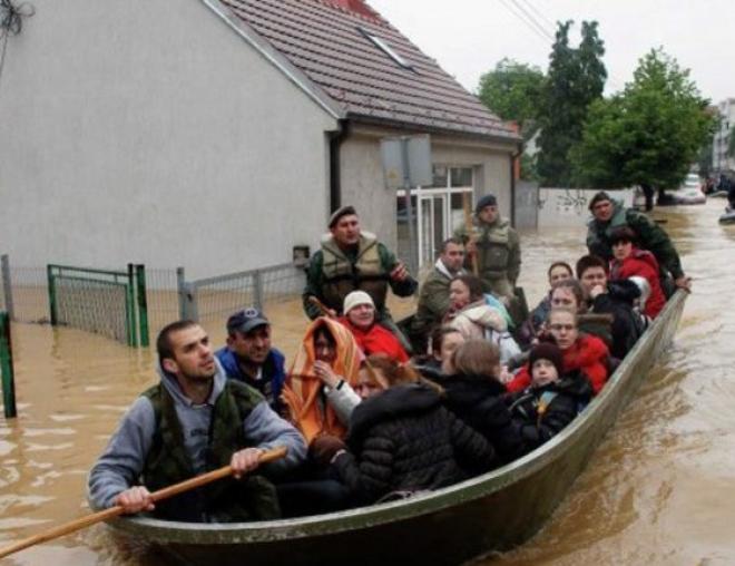 В зоне подтопления в Казани оказались 386 домов