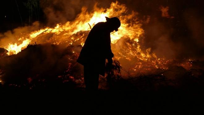 Новости  - На фоне изменений климата на север России надвигаются пожары