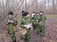 Новости  - 180 татарстанских подростков принимают участие в игре «Зарница»