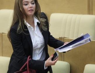 Госдума РФ рассмотрит заявление Алины Кабаевой об уходе