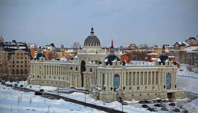 Сегодня в Татарстане без осадков и мороз до 11 градусов