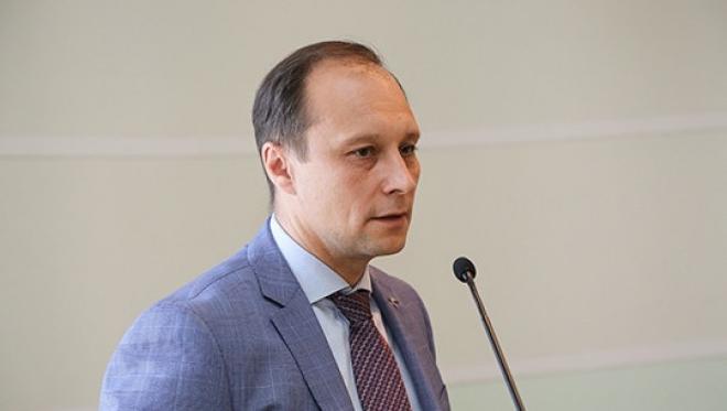 Новым ректором КНИТУ-КХТИ стал гендиректор технопарка «Идея» Сергей Юшко