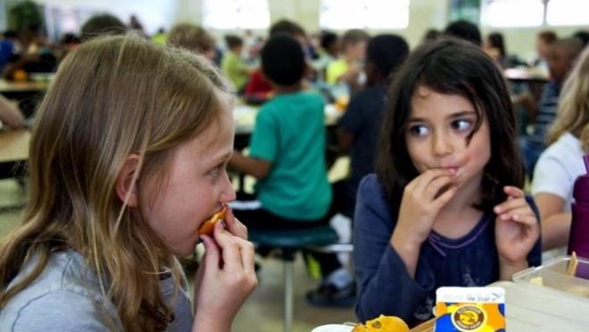 Стоимость двух комплектов питания для школьников увеличится с 1 апреля