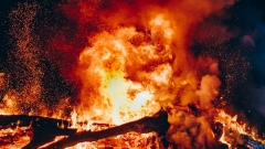 По республике сохраняется крайне высокая пожарная опасность лесов