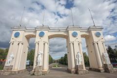 Новости  - Казанский парк «Крылья Советов» обновят, сохранив исторический облик