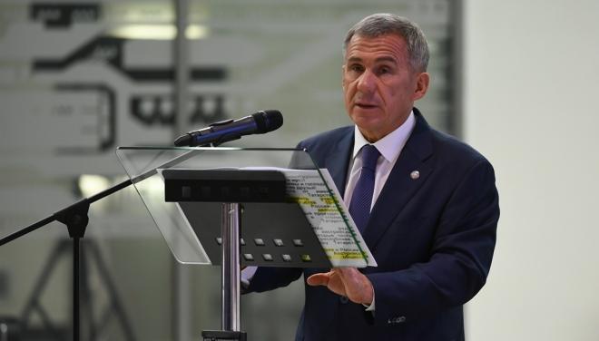 Минниханов: экономика Татарстана развивается несмотря на санкции