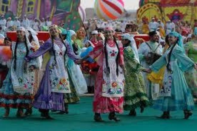 Стала известна программа Сабантуя в Казани
