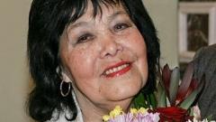 Новости  - Легендарная татарская певица Альфия Авзалова скончалась на 85 году жизни