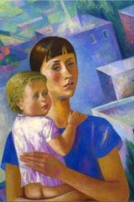Дар фонда Тимченко. Шедевры советского искусства постер