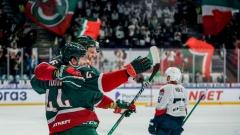 Новости Спорт - Барсы обыграли нижегородское «Торпедо»