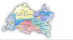 Новости Погода - 2 октября по республике местами ожидается мокрый снег