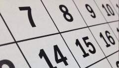 Новости Общество - Стал доступным производственный календарь на 2022 год