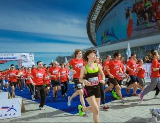 На Казанском марафоне–2017 21 мая ожидается 20 тыс. участников