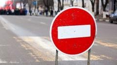 Новости  - До 10 октября продлили ограничение движения по улице Назарбаева