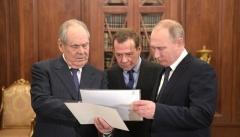 В круг доверенных лиц Владимира Путина вошел также Минтимер Шаймиев