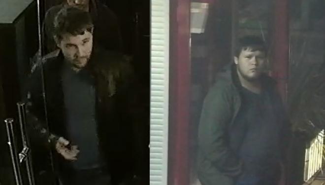 По Казани разыскиваются подозреваемые в совершении грабежа