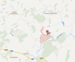 Новости  - Закрывается движение по дороге Старое Шигалеево – Пестрецы