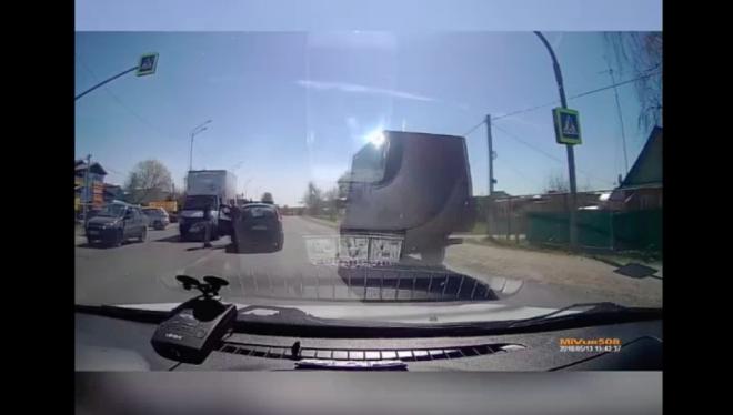 """В Татарстане легковушка сбила пешехода на """"зебре"""""""