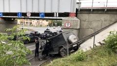 Новости  - На улице Клара Цеткин в Казани произошло серьезное ДТП