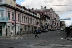 Новости  - На ночь улица Горького станет однополосной