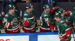 Новости  - Барсы обыграли омский «Авангард» на домашней арене