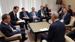 Новости  - Рустам Минниханов встретился с премьер-министром Японии Синдзо Абэ