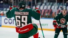 Новости  - «Ак Барс» обыграл екатеринбургский «Автомобилист»